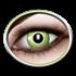 Grüne Kontaktlinsen (electro Green)