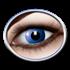 Kontaktlinsen Blau (blue Elfe)