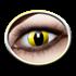 Kontaktlinsen Gelb (yellow Cat)