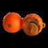 Optipak Kontaktlinsen Behälter Orange