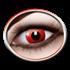 Rote Kontaktlinsen (red Devil)
