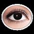 Schwarze Kontaktlinsen (black Witch)