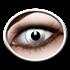 Weisse Kontaktlinsen (white Zombie)
